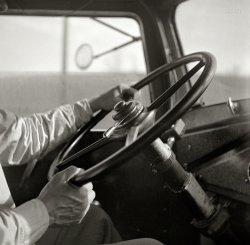 Power Steering: 1943
