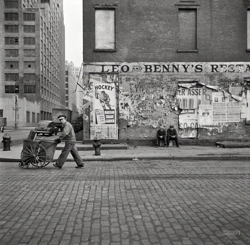 Leo and Benny's: 1943