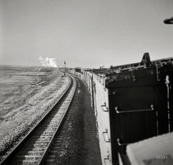 Long Train Going: 1943