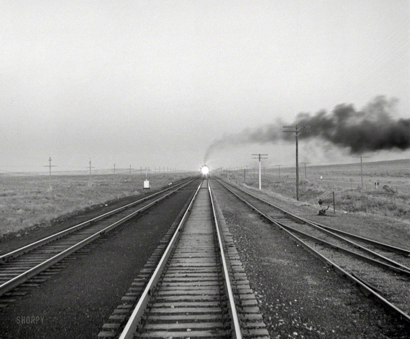 Vanishing Point: 1943