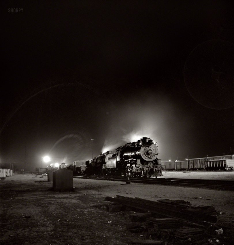Night Train: 1943