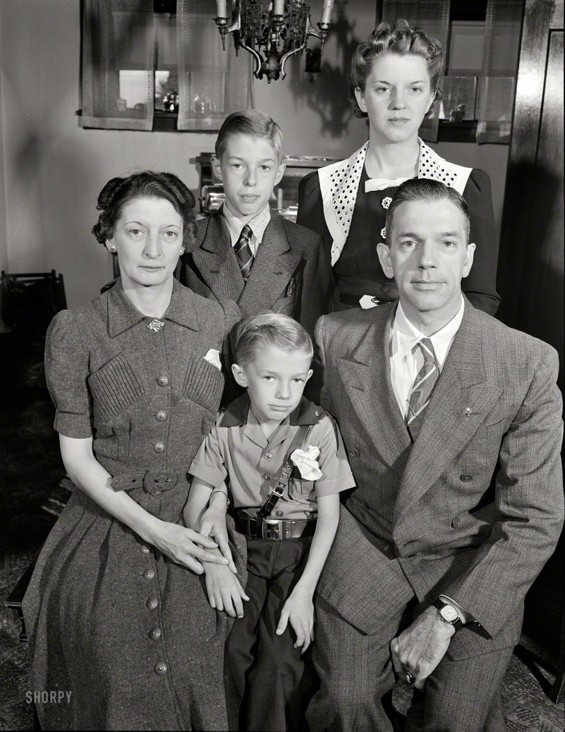 Meet the Babcocks: 1942