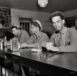 Truck Stop Diners: 1943