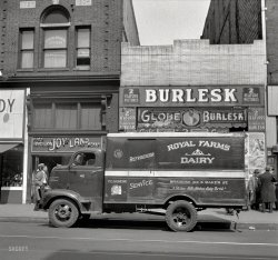 Burlesk & Butter: 1943