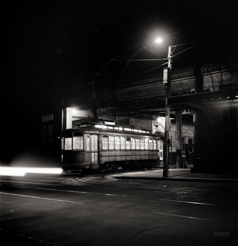 Night Ride: 1943