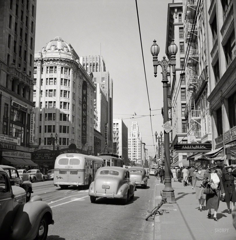 Hill Street: 1942
