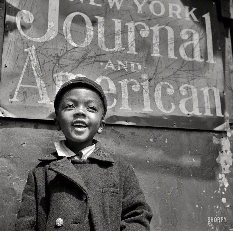 Harlem Newsboy: 1943