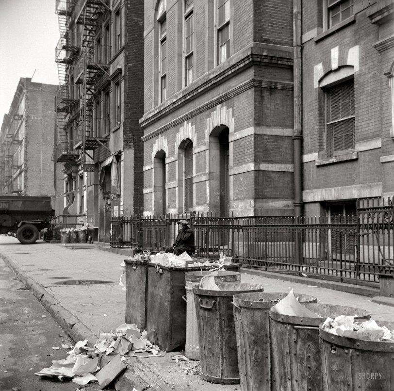 Ashcan Alley: 1943