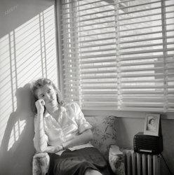 Venetian Blond: 1943