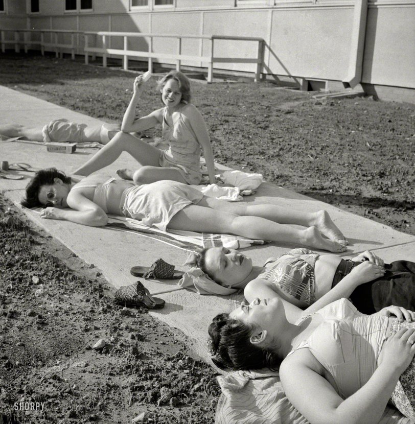 The Rites of Spring: 1943