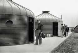 Round House: 1943