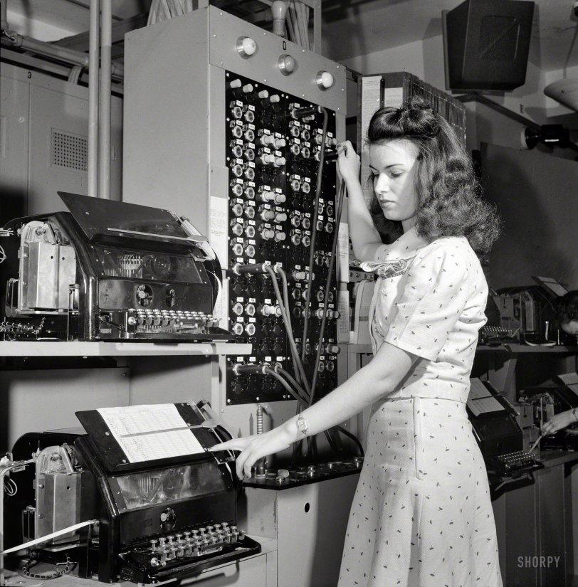 Mid-Century Internet: 1943