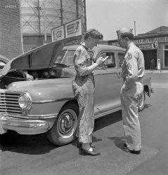 Serviceman,  Service Woman: 1943