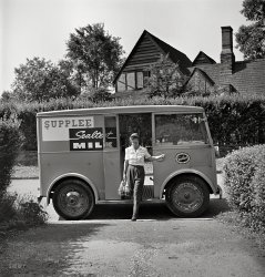 The Milkmobile: 1943