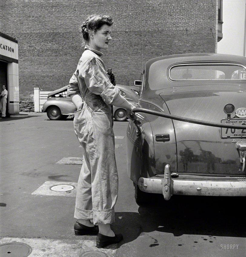 Career Girl: 1943