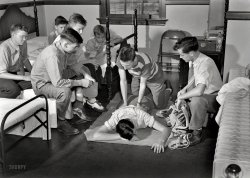 First Aid: 1943