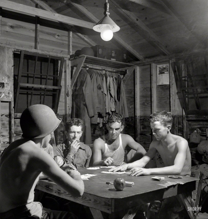 Five Card Studs: 1943