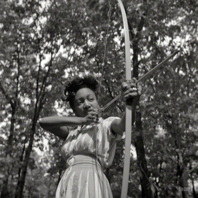 I Shot an Arrow: 1943