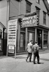 Monty's Diner: 1942
