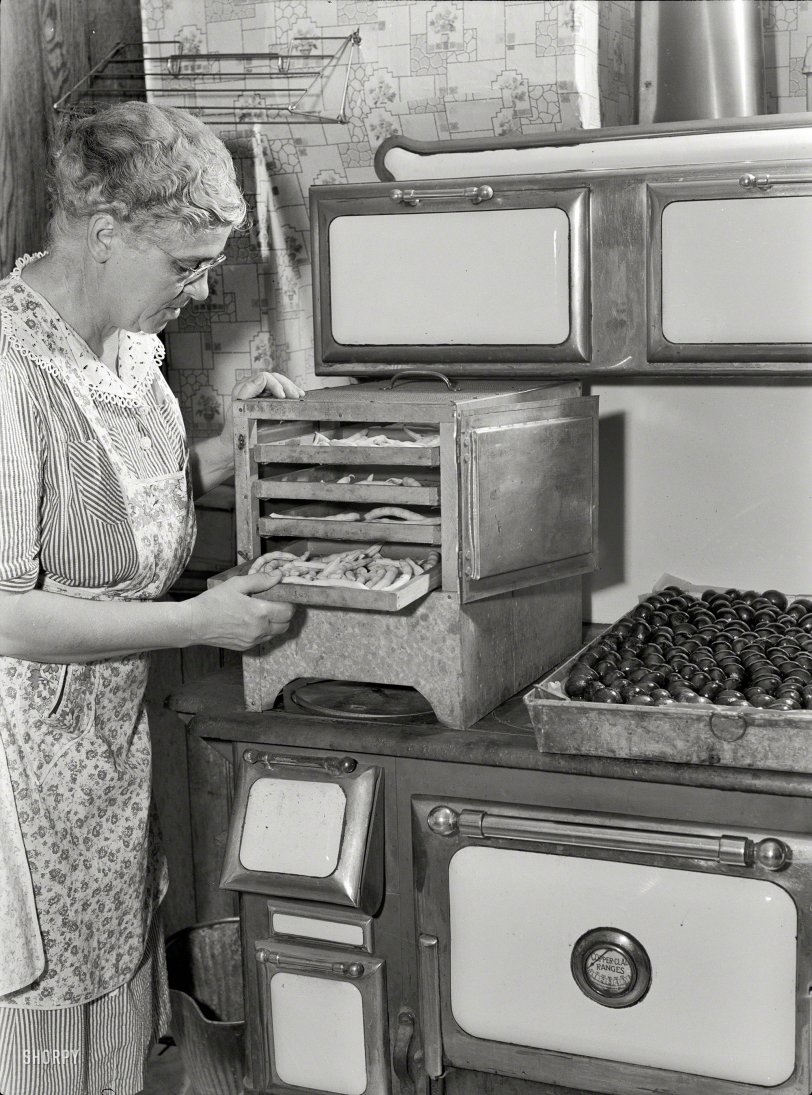 Home Dehydrating: 1942