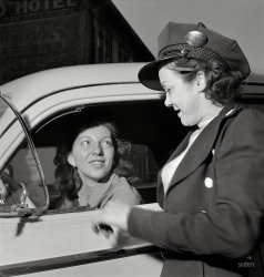 Abby the Cabby: 1942