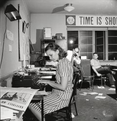 Time Is Short: 1942