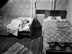 Bedtime for Babcock: 1942