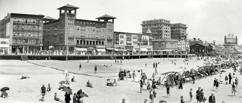 Hôtel Poinsettia: 1915