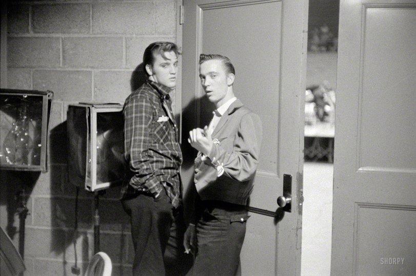 Stage Door: 1956