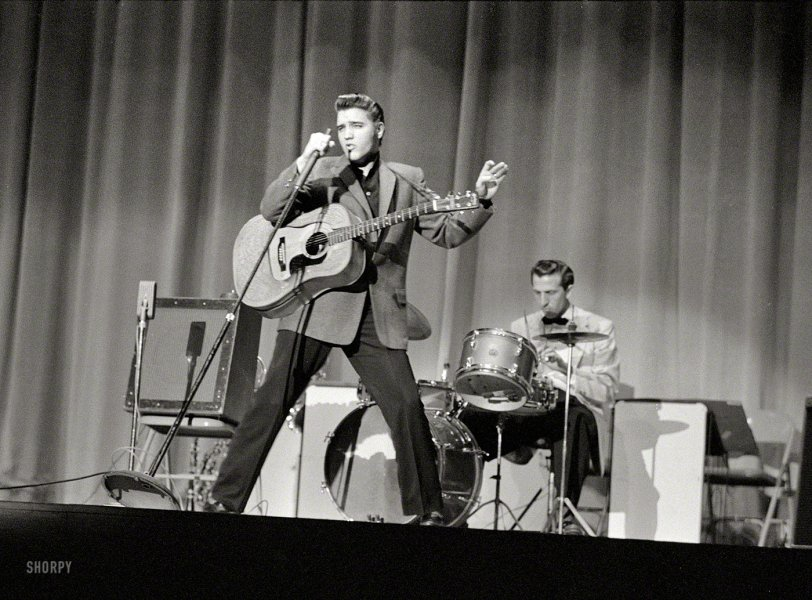 Rock and Roll: 1956
