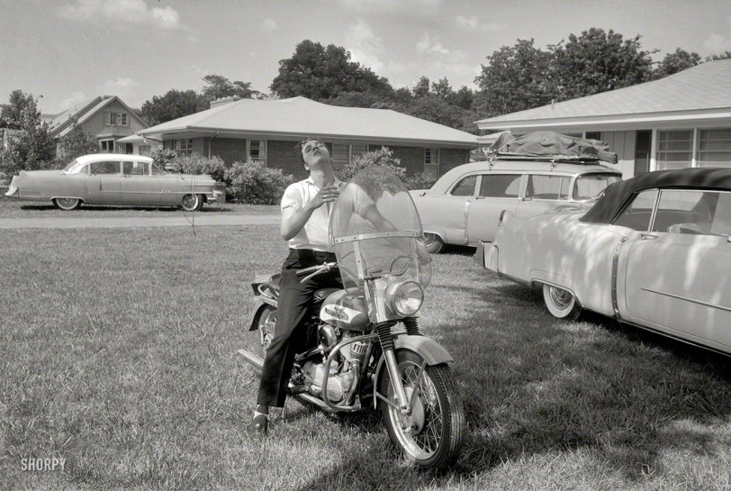 The King and His Castle: 1956