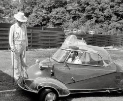 The Gas Menagerie: 1956