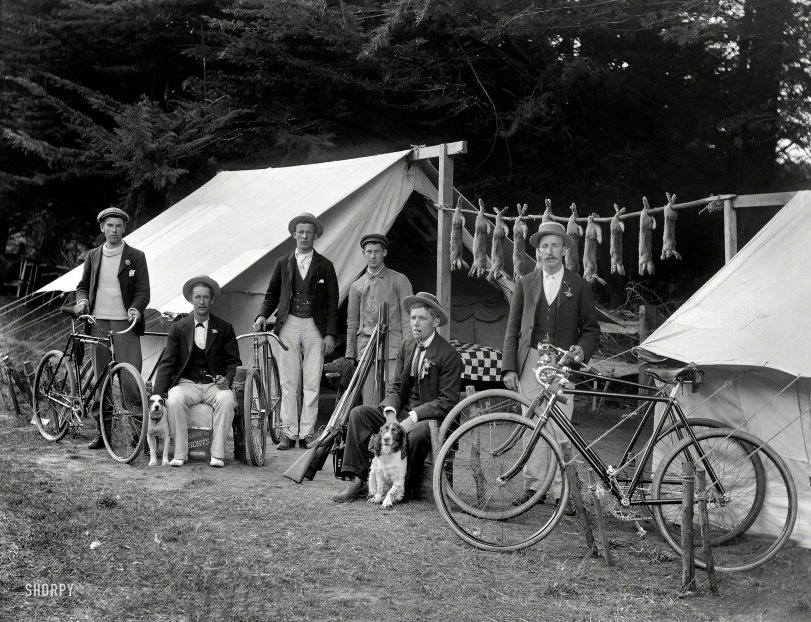 Wabbit Season: 1910