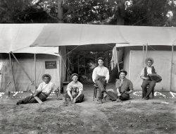 Myrtle Camp: 1905