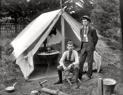 The Natty Campers: 1905