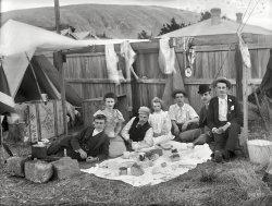 On the Ground: 1905