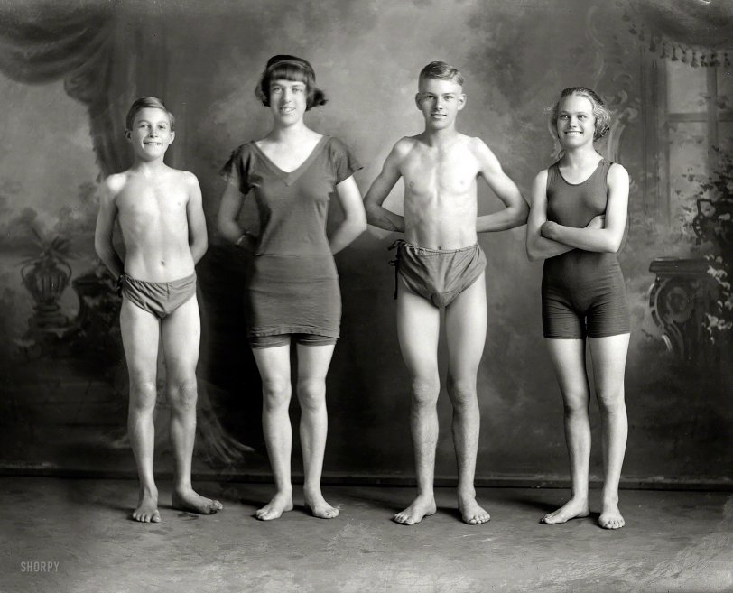 High and Dry: 1920