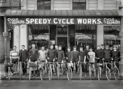 Speedy Cyclists: 1913