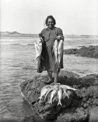 A Good Catch: 1910