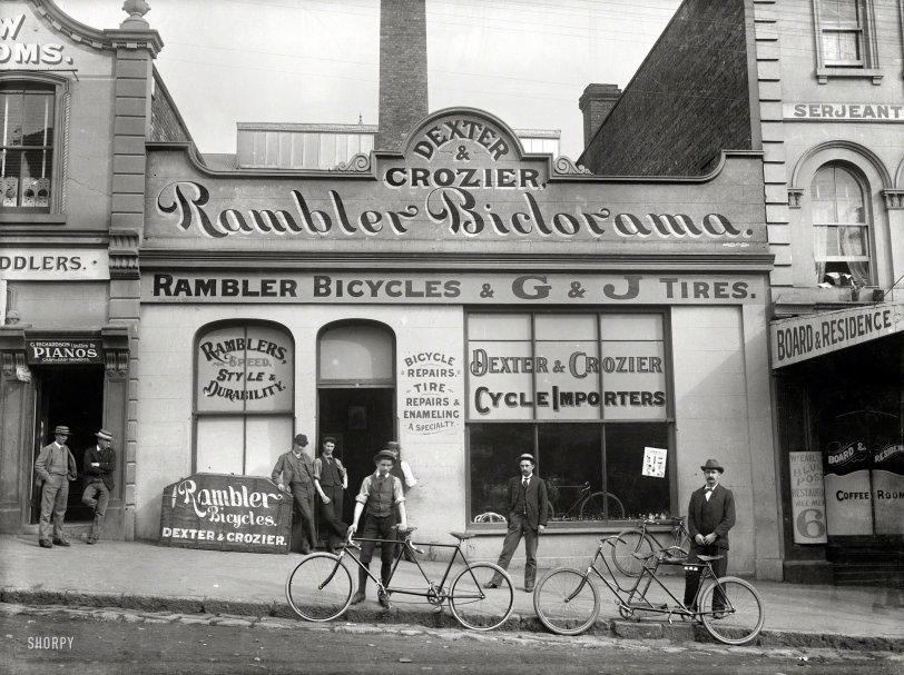 Rambler Biclorama: 1902