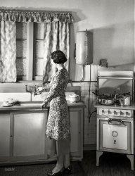 Dream Kitchen: 1930s