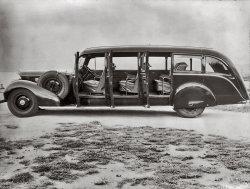 Rotorua Cadillac: 1938