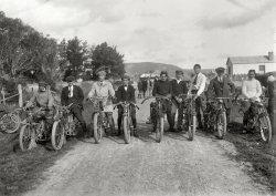 Kiwi Bikers: 1920