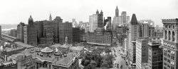 The Heart of New York: 1908