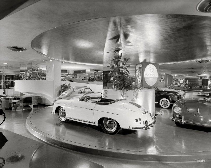 Porsche-BMW: 1955