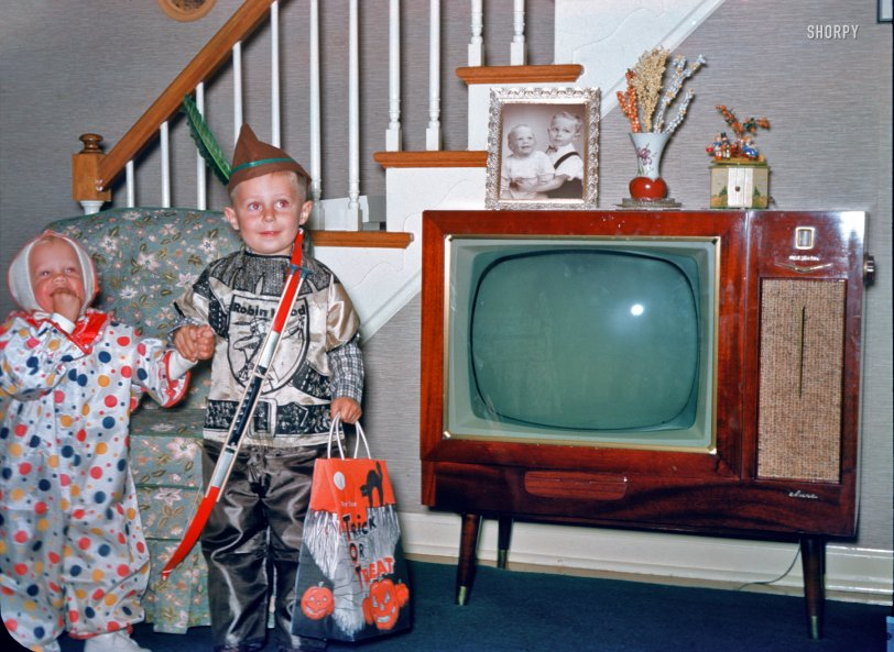 Happy Halloween: 1958