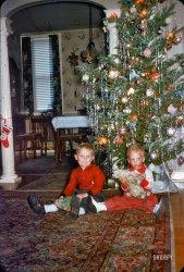 Tree Tots: 1958