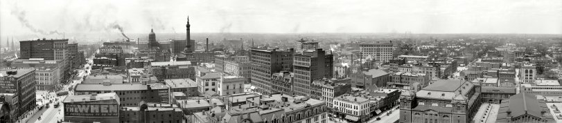 Indy Pano: 1907