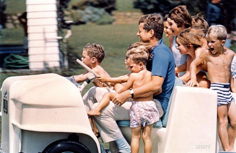 Uncle Jack: 1961