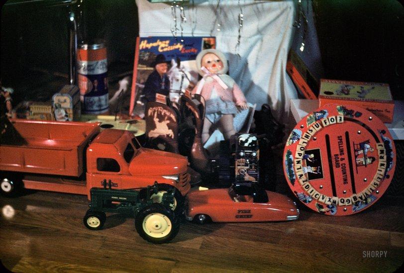 Hopalong Christmas: 1950